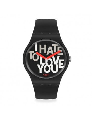 Reloj Swatch Hate 2 Love...