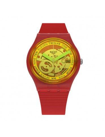 Reloj Swatch Retro-Rosso...