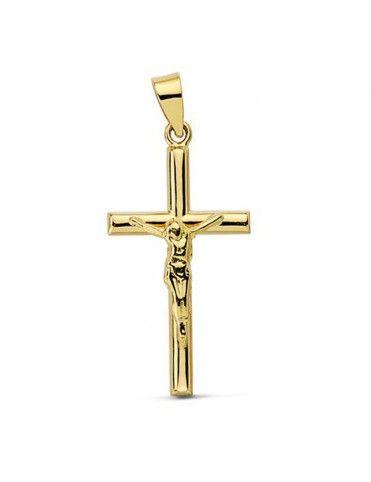 Crucifijo Oro Amarillo...