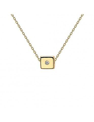 Collar PDPAOLA Dice Gold...