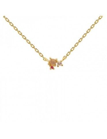 Collar PDPAOLA Blush Gold...