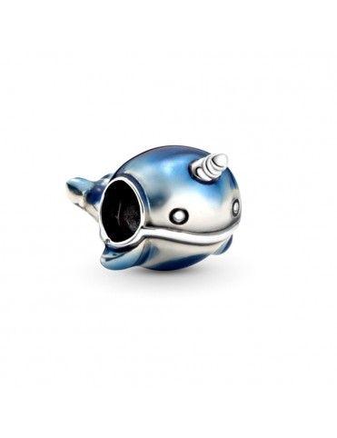 Charm Pandora Narval Azul...