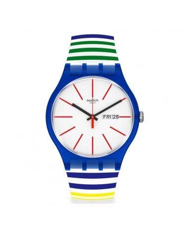Reloj Swatch Home Stripe...
