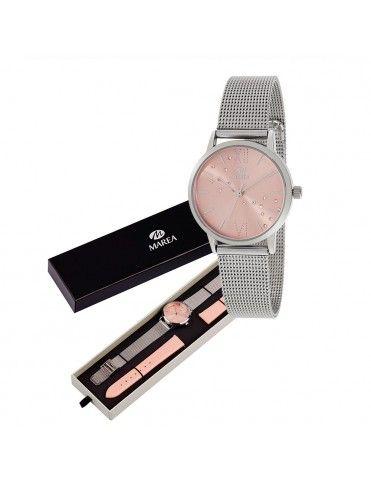 Pack Reloj Marea Mujer...