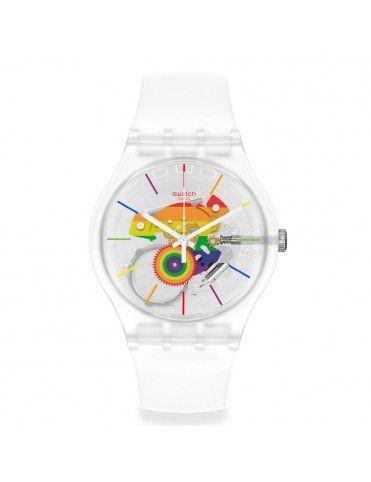 Reloj Swatch Alla Parata...