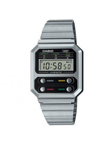 Reloj Casio Unisex A100WE-1AEF