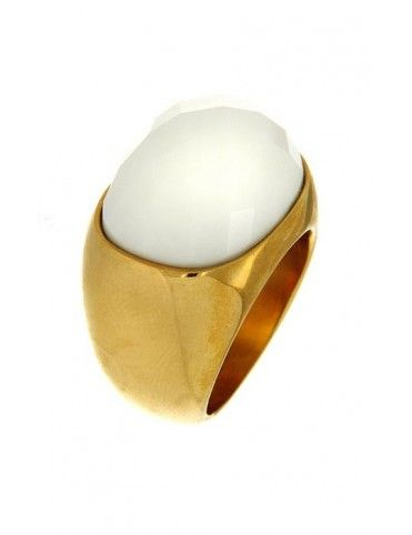 ANILLO VICEROY FASHION  ACERO MUJER LUXURY 5007A01100