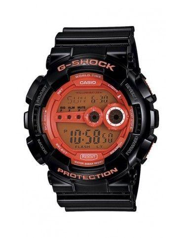 RELOJ CASIO G-SHOCK HOMBRE GD-100HC-1ER