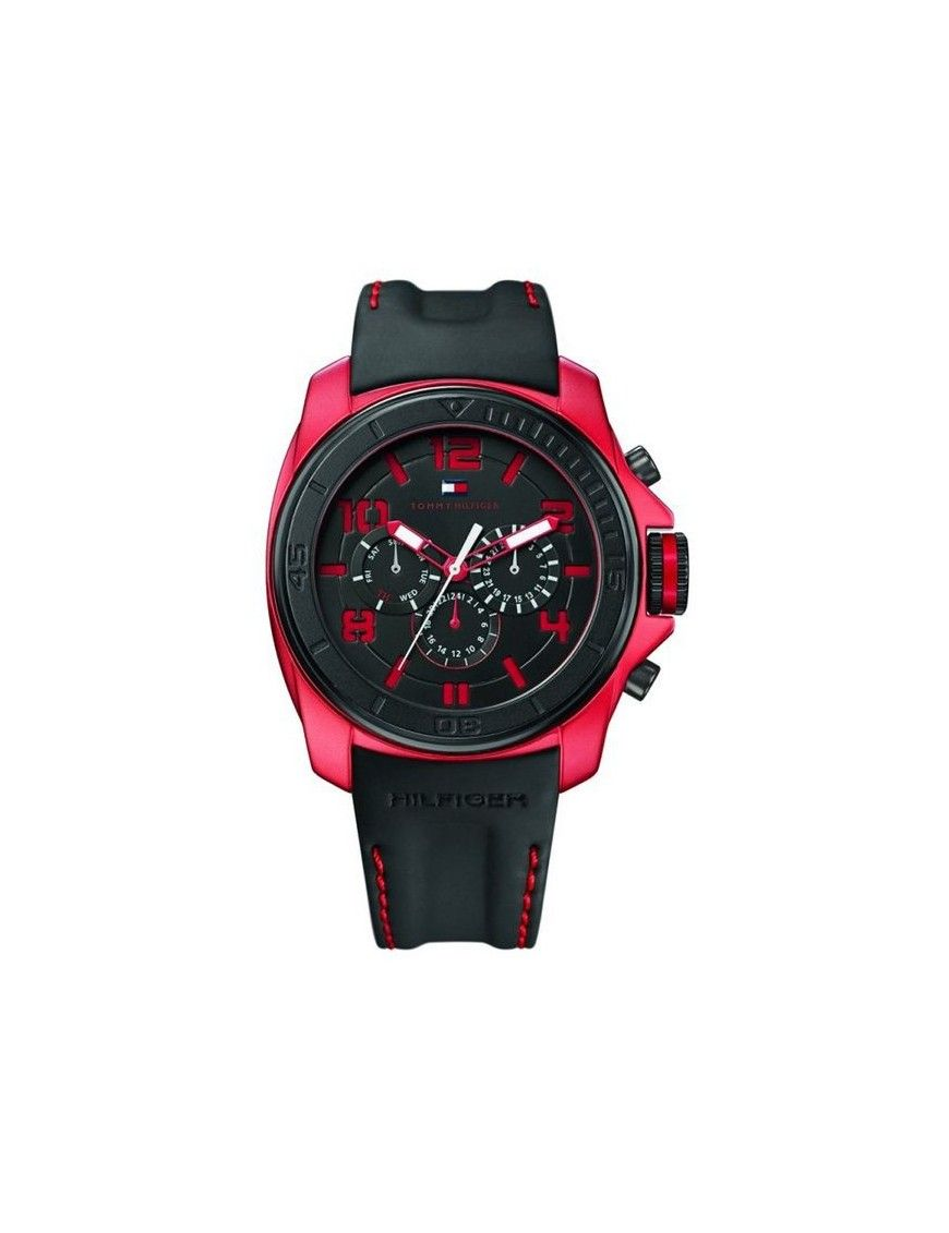 Reloj Tommy Hilfiger Windsurf Red Hombre 1790775