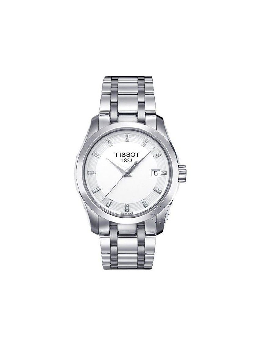 Reloj Tissot Couturier Mujer T0352101101600