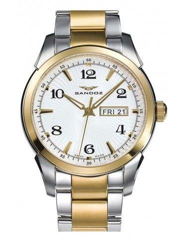 Reloj Sandoz Portobello hombre 72599-50