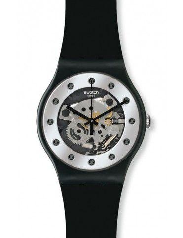 Reloj Swatch Silver Glam mujer SUOZ147
