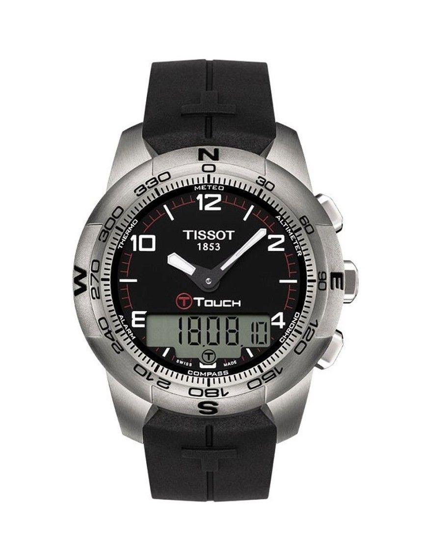 Reloj Tissot T-Touch II Hombre T0474204705700