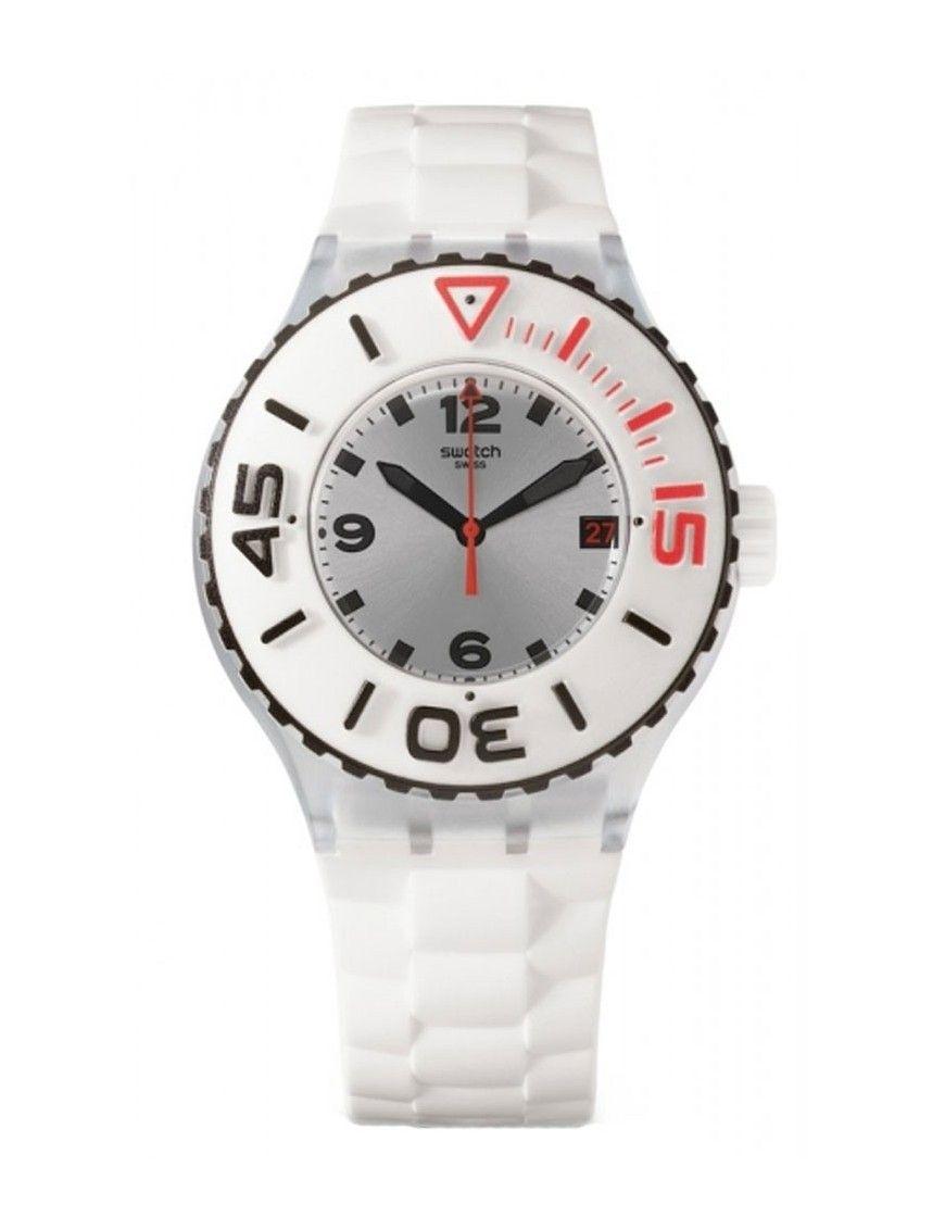 Reloj Swatch Blanca unisex SUUK401