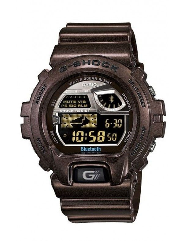 RELOJ CASIO G-SHOCK BLUETOOTH HOMBRE GB-6900AA-5ER