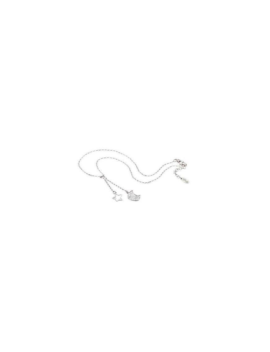 COLLAR LOTUS SILVER MUJER LP1052-1/1