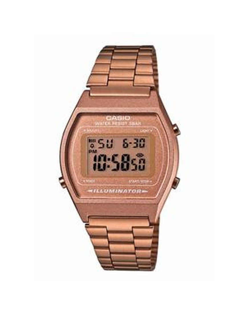 RELOJ CASIO COLLECTION HOMBRE B640WC-5AEF