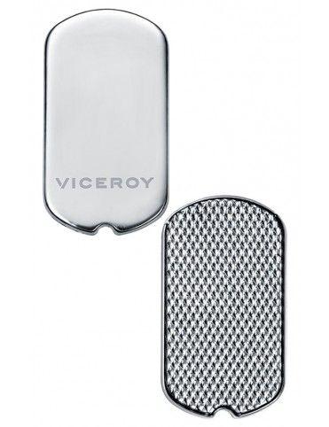 MEDALLÓN VICEROY PLAISIR ACERO HOMBRE VMC0015-05