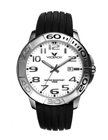 RELOJ VICEROY STRONG & STEEL HOMBRE 40315-15