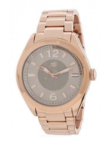 Reloj Tommy Hilfiger Maxi Chap Mujer 1781369