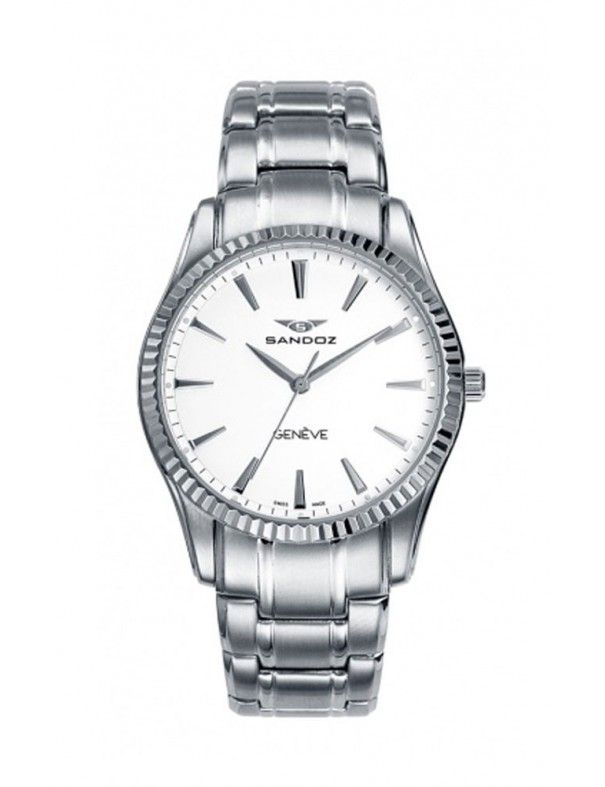 Reloj Sandoz acero mujer 81306-00