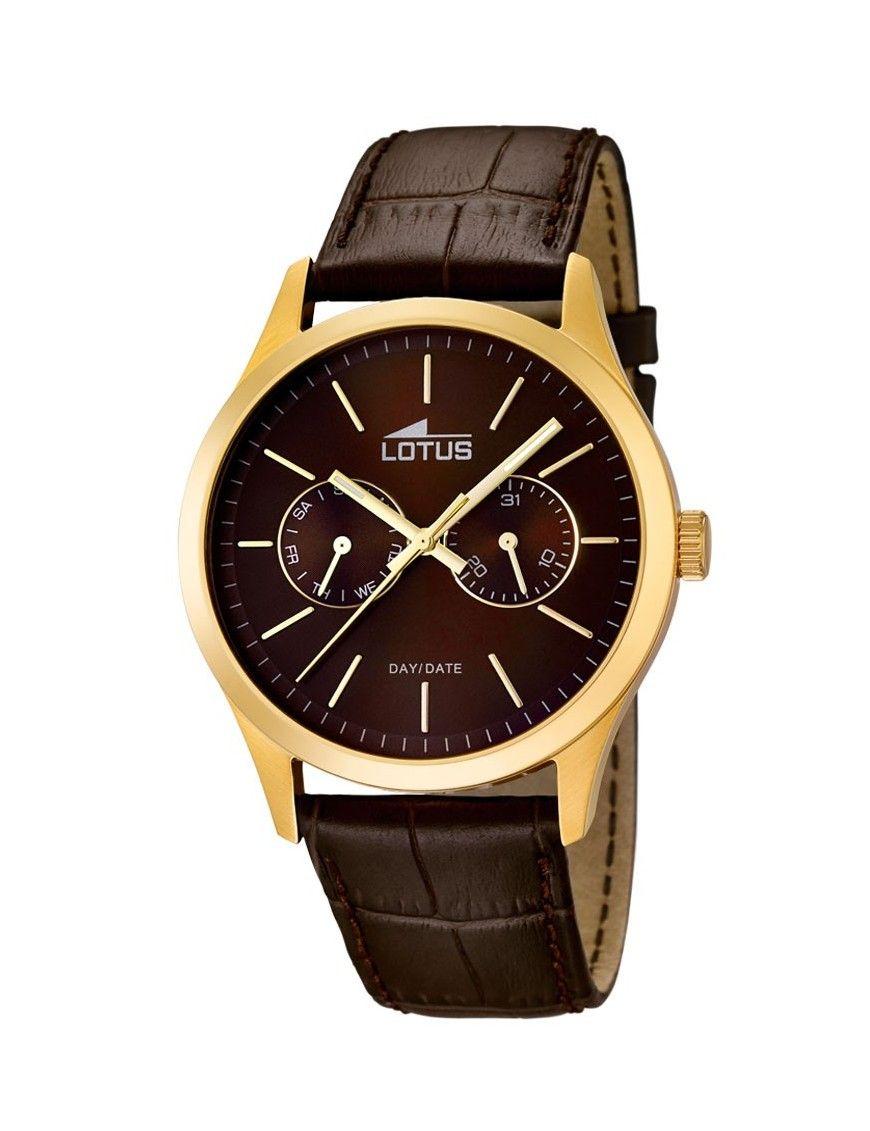 Reloj Lotus hombre multifunción 15957/3