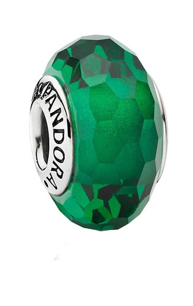 charm pandora verde