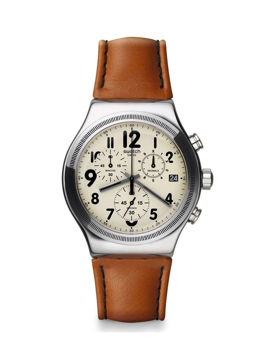 Reloj Swatch Irony Chrono Leblond unisex YVS408