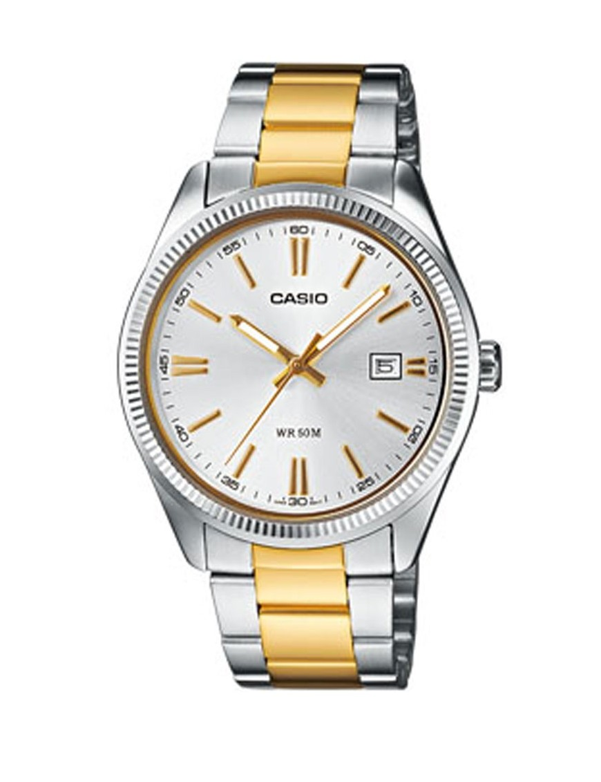 RELOJ CASIO COLLECTION HOMBRE MTP-1302PSG-7AVEF