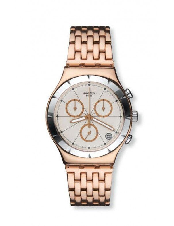 Reloj Swatch Puchback unisex YCG408G