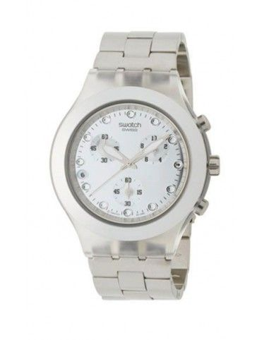 Reloj Swatch Full Blooded crono mujer SVCK4038G