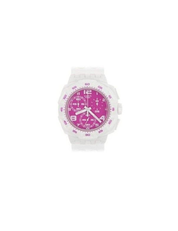 RELOJ SWATCH PINK PURITY SUIW407