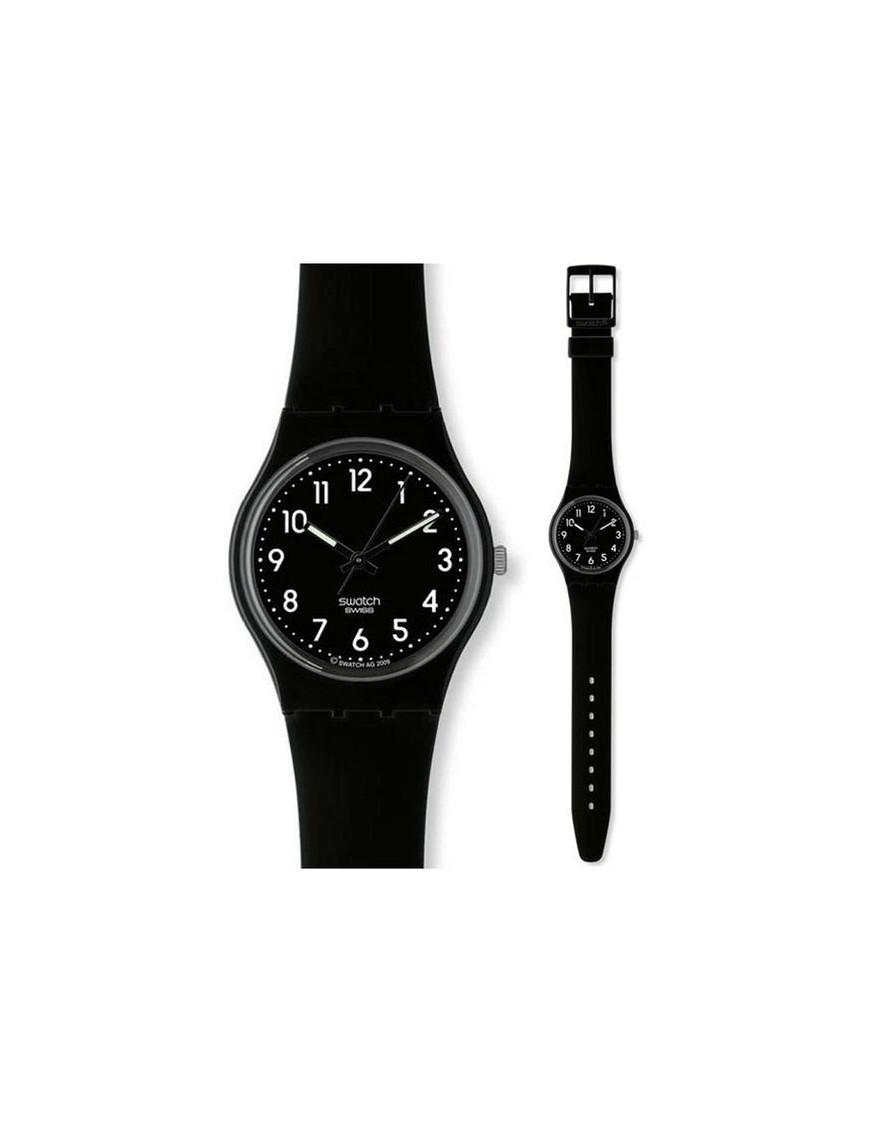 Reloj Swatch Black Suit hombre GB247