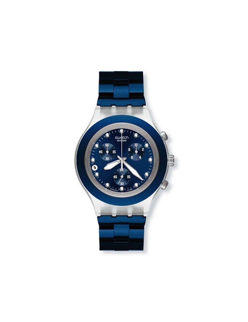 RELOJ SWATCH FULL BLOODED SEA CRONO SVCK4041AG