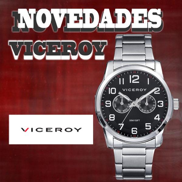 Nuevos relojes Viceroy