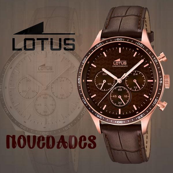 Relojes Lotus para hombre