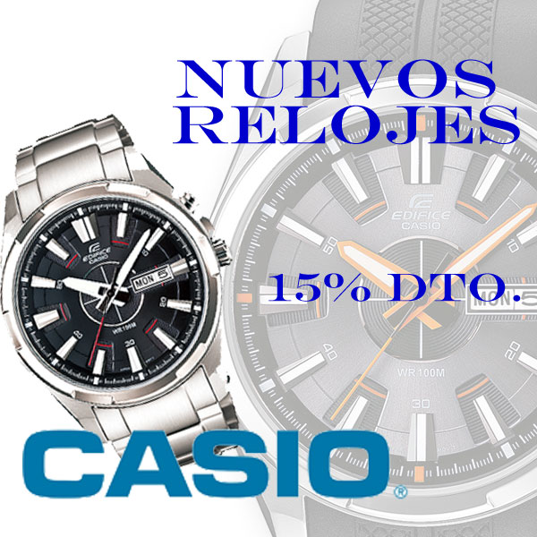 Nueva Colección Casio