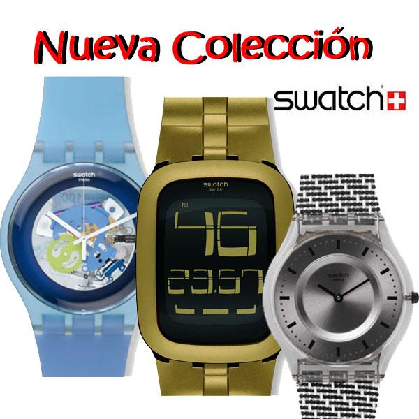 Novedades Swatch