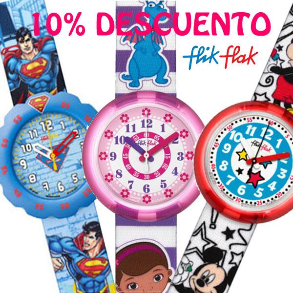 Nueva colección relojes Flik & Flak