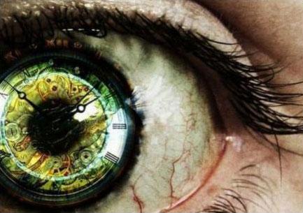 Feliz viernes ojo reloj 2