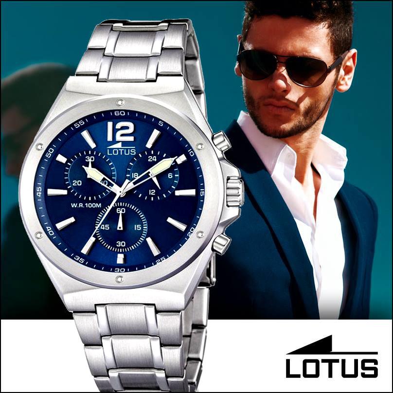 Lotus - Relojes Hombre copia