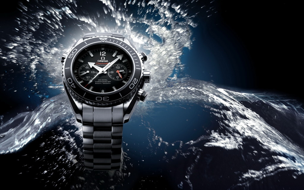 Los relojes se pueden erosionar con el agua del mar