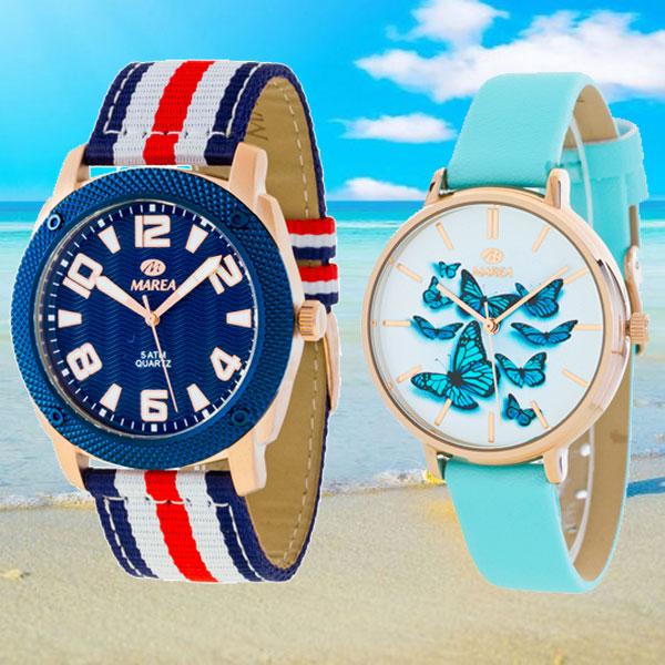 Relojes-verano