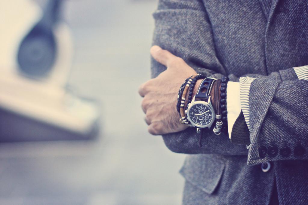 Hombre-reloj