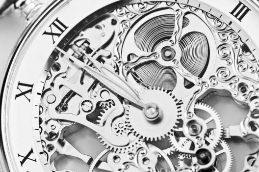 Mecanismo de relojes