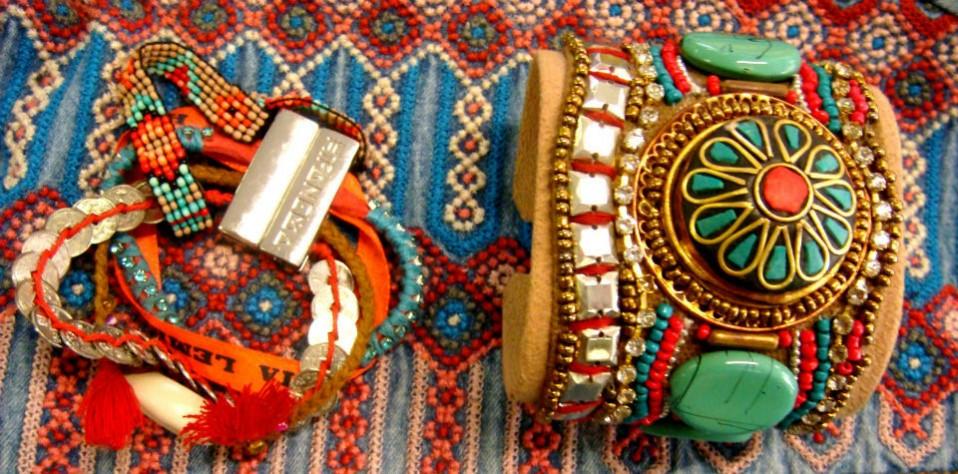 joyería étnica