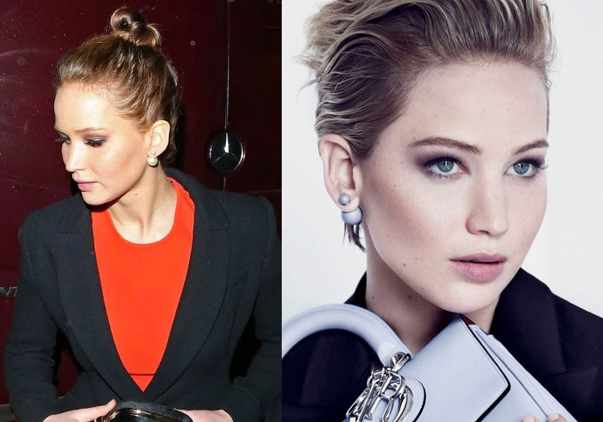 Jennifer-Lawrence-con-pendientes-perla