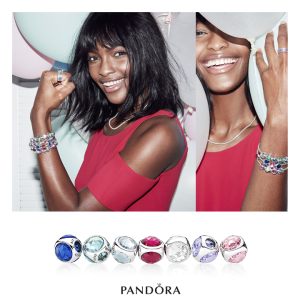 Charms Pandora Criconitas cristales