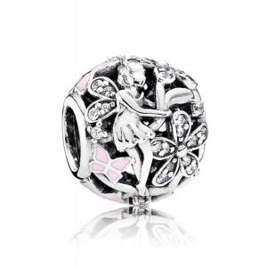 Charm Pandora plata Hada de la Margarita 791841EN68