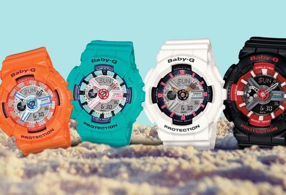 Relojes Casio Baby-G